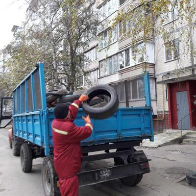 Утилізація автомобільних шин
