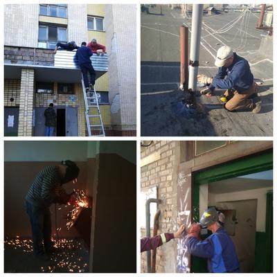 Звіт про стан господарства у житлових будинках за 15.10.2019 – 18.10.2019рр