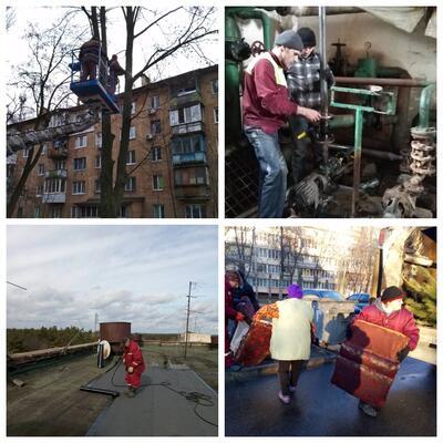 Звіт про стан господарства у житлових будинках за 10.02.2020 – 14.02.2020рр